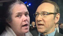 Rosie O'Donnell Compares Kevin Spacey to Harvey Weinstein
