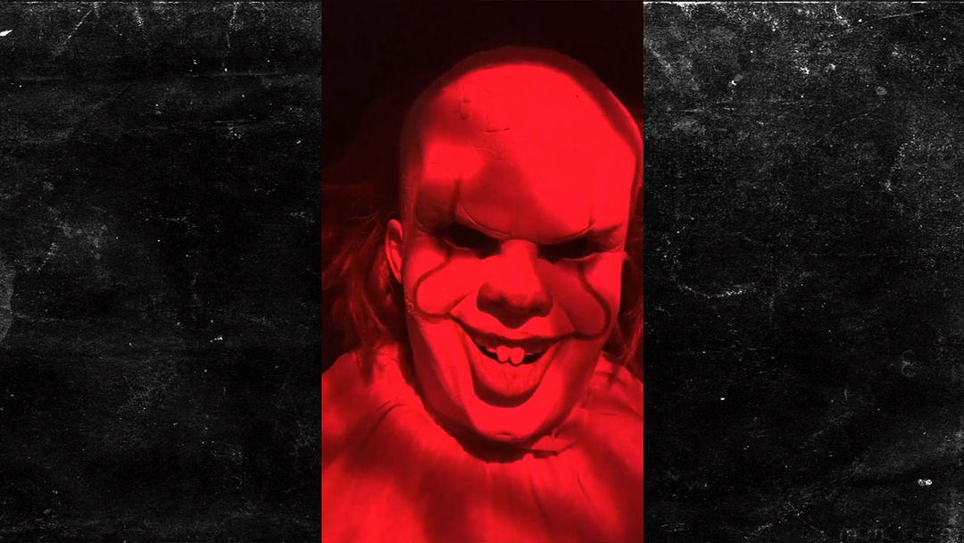 379685d43abb LeBron s Disturbing Pennywise Costume Highlights Cavs Halloween Party