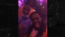 Jadeveon Clowney Dresses As Inmate To Texans Halloween Party (UPDATE)
