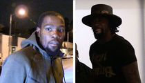 Kevin Durant & DeAndre Jordan Have Dinner Date After Warriors Blow Out Clippers