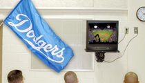 Incarcerated Dodgers Fans Can Watch Game 7 From Jail!