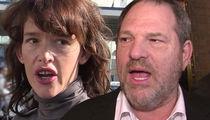 Paz de la Huerta Claims Harvey Weinstein Raped Her Twice