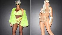 Beyonce Pays Homage To Lil' Kim, All in Costumes
