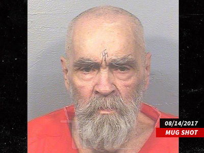 Charles Manson Hospitalized, 'It's Just a Matter of Time'