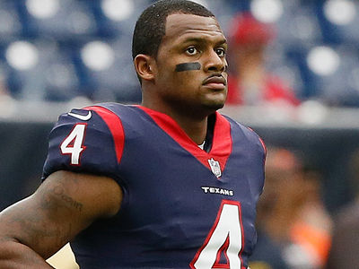 Deshaun Watson Says ACL Injury Is Part of God's Plan