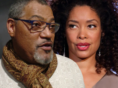 Laurence Fishburne and Gina Torres Cut Divorce Deal