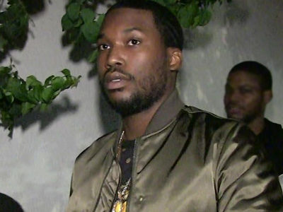 Meek Mill Violated Probation, Judge Sends Him Back to Prison