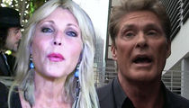 Pamela Bach Says David Must Pay Spousal Support Because 55-Year-Old Actresses Can't Find Work