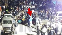 Boosie Concert Shooting, Drone Footage Shows Suspect Open Fire