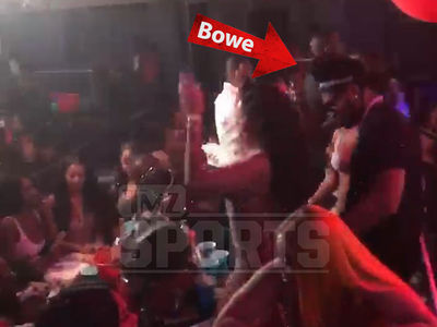 NFL's Dwayne Bowe Drops $25K on Strippers in 20 Minutes