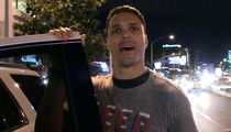 Tony Gonzalez Shouts Out Steven Spielberg and Martin Scorsese for Movie Roles