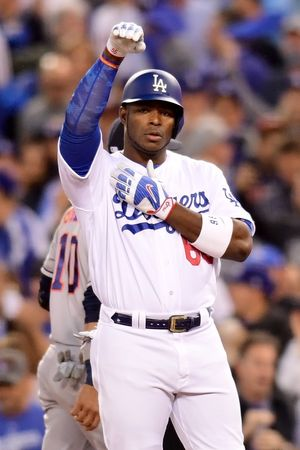 Yasiel Puig's World Series Shots