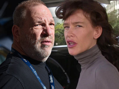 Harvey Weinstein's Team Says Indictment in Paz de la Huerta Case Not Imminent