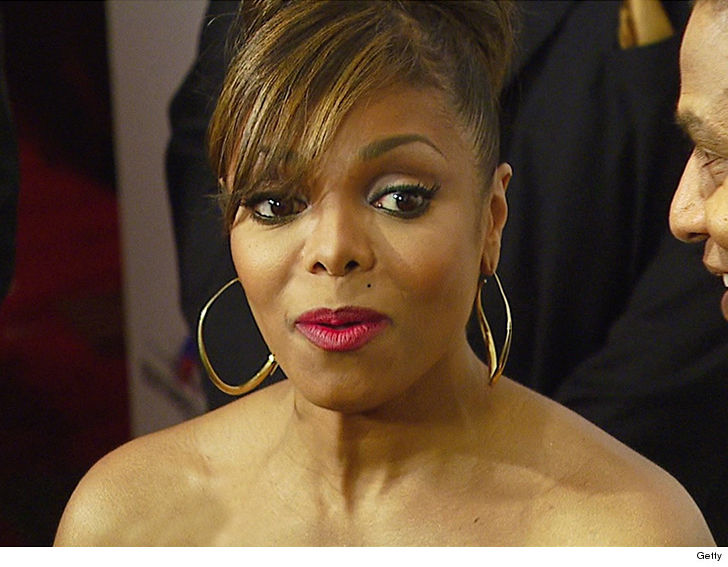 Janet Jackson calls police to check on one-year-old son's safety