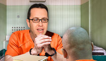 Jared Fogle's Case Gets Jailhouse Lawyer's Attention, Seriously