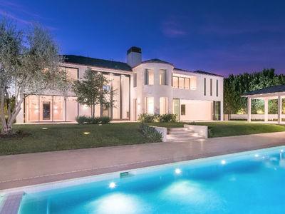 Kim Kardashian and Kanye West's Sold Bel-Air Mansion Photos