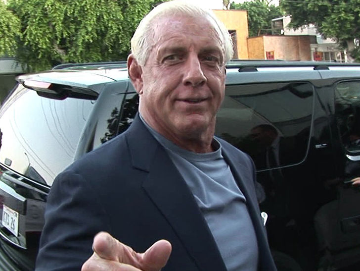 Ric Flair Says He Masturbated Twice A Day On Top Of -2035