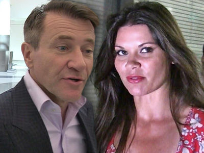 Robert Herjavec Sues Ex-Girlfriend, She's Extorting Me Over False Sexual Assault Claims