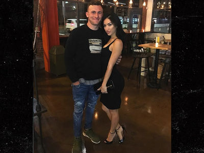 Johnny Manziel's Fiancee At War With Ex Involving FBI, Diamonds, Louis Vuitton