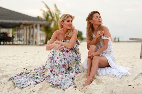 Victoria Bonya and Hofit Golan