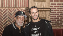 'Black Power' Olympian John Carlos Meets Colin Kaepernick, Calls Him 'This Generation's Ali'