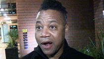 Cuba Gooding Jr. to O.J. Simpson: You Can't Hide Dirt In 2017