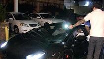 Yasiel Puig Drives Away In $400K Car, Has Been Batman All Along