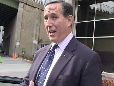 Rick Santorum Says Hollywood's Just as Bad as Washington D.C. on Sexual Harassment