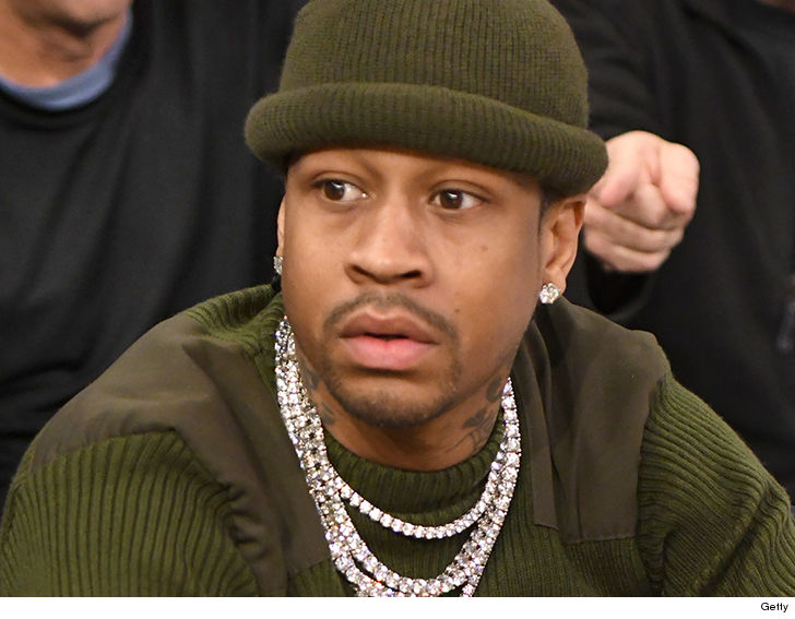Allen Iverson Is One Of Many Stars In The Explosive New 3 ...