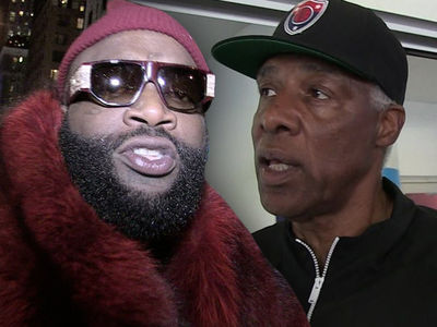 Rick Ross and Dr. J Leading Free Meek Mill Rally