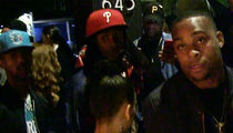 Todd Gurley Celebrates Rams Victory at Club with Smokin' Hot Chick