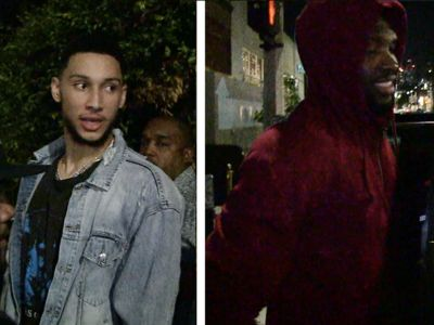Ben Simmons & Joel Embiid Want Justice For Meek Mill & LiAngelo Ball