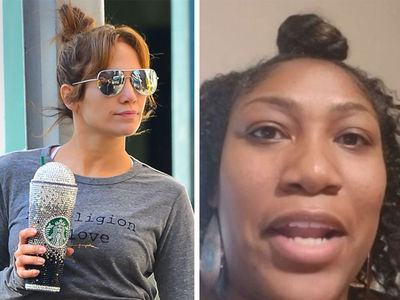 Jennifer Lopez's Bedazzled Starbucks Cup Creator Blown Away by Publicity