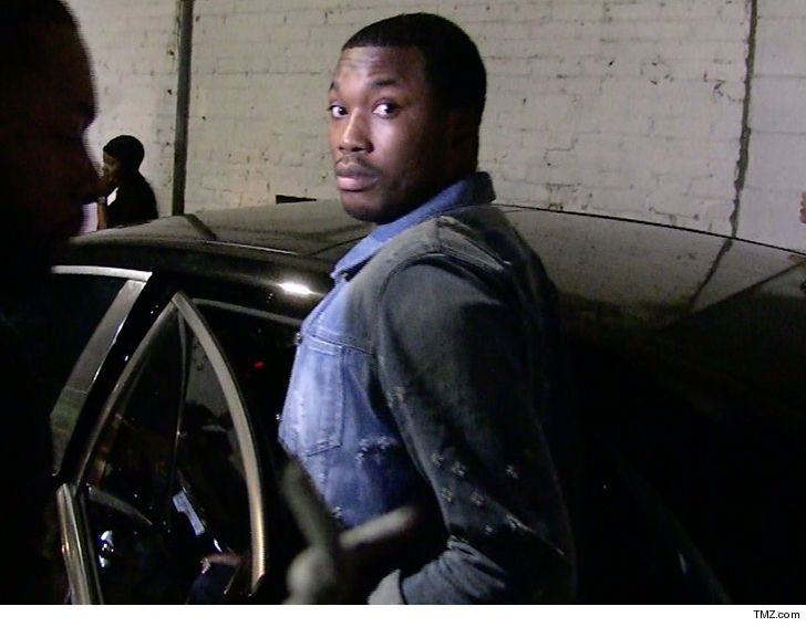Meek Mills Arresting Officer Dubbed Corrupt by Philly D.A.s Office