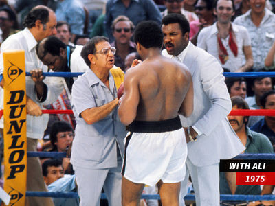 Muhammad Ali's 'Fight Doctor' Ferdie Pacheco Dead at 89