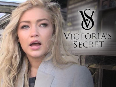 Gigi Hadid Out of Victoria's Secret Fashion Show in China