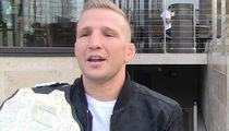 UFC's T.J. Dillashaw to Demetrious Johnson: 'Man Up' & 'Don't Be Scared' to Fight Me