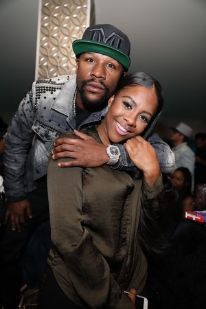 Inside Keyshia Cole's Promotion Party
