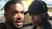 Jennifer Hudson Claims David Otunga Got Physical with Her ... He Denies It (UPDATE)