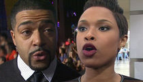 Jennifer Hudson Must Hand Over Son to David Otunga For Thanksgiving