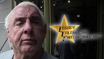 Ric Flair's Manager Lashes Back, You're a 'Despicable' Liar