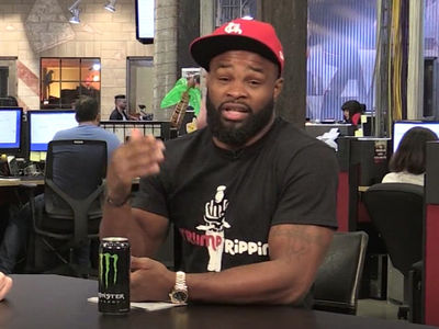 Tyron Woodley to Nate Diaz: I'll Smash You With a Jacked Up Shoulder!