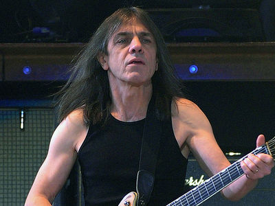 AC/DC Malcolm Young Dead at 64