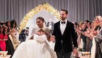 Serena Williams Wedding Photos are Incredible!!!