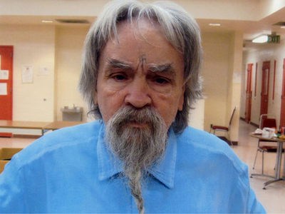 Charles Manson, 10 Days After Death He's Cremated