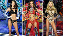 Model Falls In Victoria's Secret Fashion Show, Alessandra Ambrosio Retires