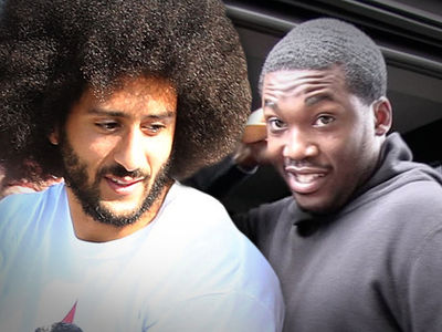 Colin Kaepernick Speaks with Meek Mill, 'He's In Good Spirits'