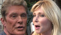 David Hasselhoff Gets Spousal Support Reduced to $5k Per Month