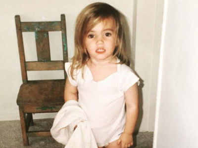 Guess Who This Blanket Baby Turned Into!