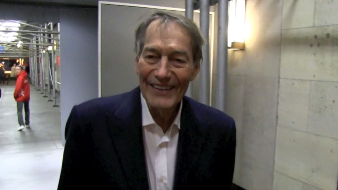 Charlie Rose Says He Didn't Commit 'Wrongdoings' Amid Harassment Accusations